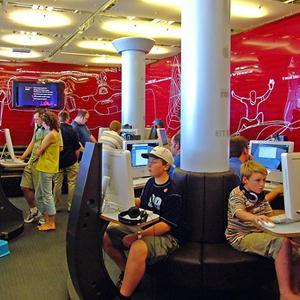 Интернет-кафе Новобратцевского