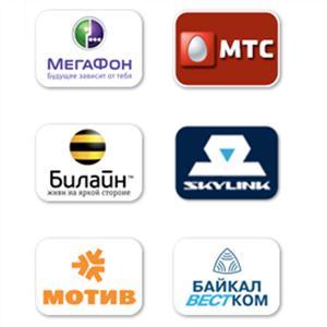 Операторы сотовой связи Новобратцевского