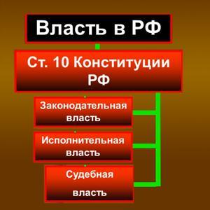 Органы власти Новобратцевского