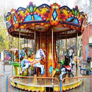 Парки культуры и отдыха Новобратцевского