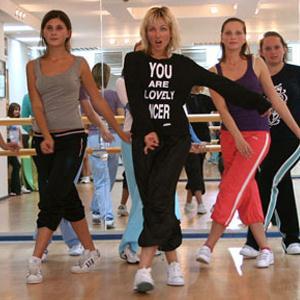Школы танцев Новобратцевского