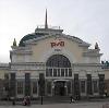 Железнодорожные вокзалы в Новобратцевском