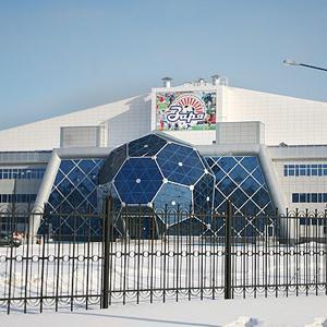 Спортивные комплексы Новобратцевского