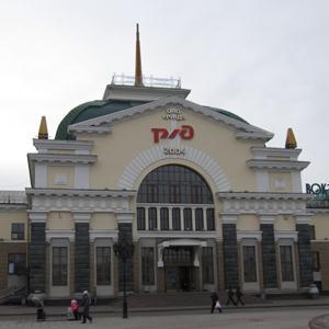 Железнодорожные вокзалы Новобратцевского